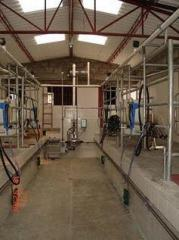 Milking equipment