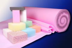 Foam, mounting