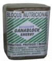 Bloque nutricional Ganabloque Energy