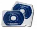 Funda de Vinilo Transparente - Para CD Card