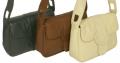 Cuerotex Bags Amarillo