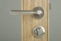 Cerraduras para Entradas o Puertas Interiores Harlock  Manijas Con Llave