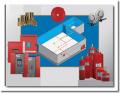 Sistema contra incendios con agente limpio - FM-200