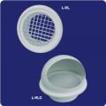 Rejilla redonda tipo cubo  L-VL / L-VLC