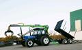 Grúa para tractor o camión T5000