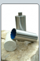 Brocas Diamantadas Sacanúcleos para la perforación de Concreto y Asfalto