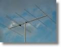 Antena Monocacal Banda I.