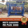 BRETE BASCULA GANADERO ELECTRONICO MD. PLUS 3.000