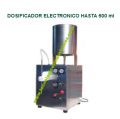 Dosificador electronico hasta 500 ml