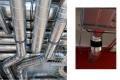 Paquete condensados por agua Instalaciones de aire acondicionado