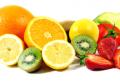 Frutas en polvo