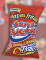 Papas fritas Super Ricas pollo
