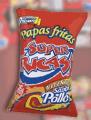 Papas fritas Super Ricas pollo