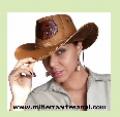 Sombrero Elaborado en Cuero