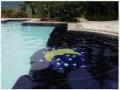 Baldosa de azulejos para piscina