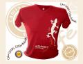 Camiseta Lagartijas