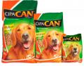 Alimento Extruido Completo para Perros Adultos  Cipacan Croquetas de Pollo