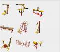 Equipo para ejercicio