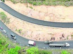 Mintransporte supervisa obras de vía Bogotá-Girardot