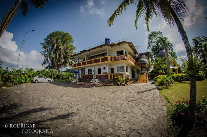 Faro Azul Hosteria, Santa Rosa de Cabal
