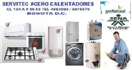 AAA Abca calentadores, Bogotá