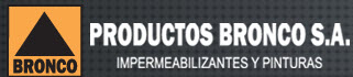 Productos Bronco, S.A., Medellin