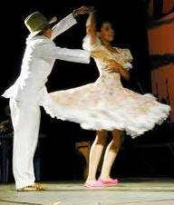 Pedido Bailes europeos