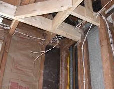 Pedido Tendido de cables eléctricos
