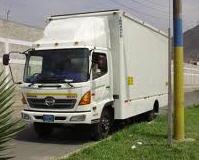 Pedido Servicios de transporte de cargas