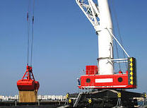 Pedido Montaje de maquinaria portuaria