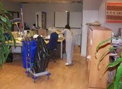 Pedido Limpieza diaria de oficinas