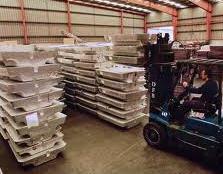 Pedido Servicios de almacenajes de deposito con equipo y zonas para entrega
