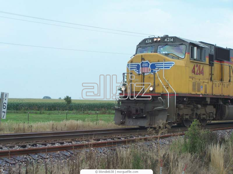 Pedido Logística de tràfico ferroviario