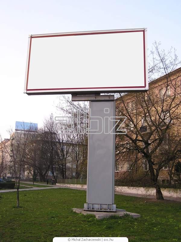 Pedido Publicidad en billboards