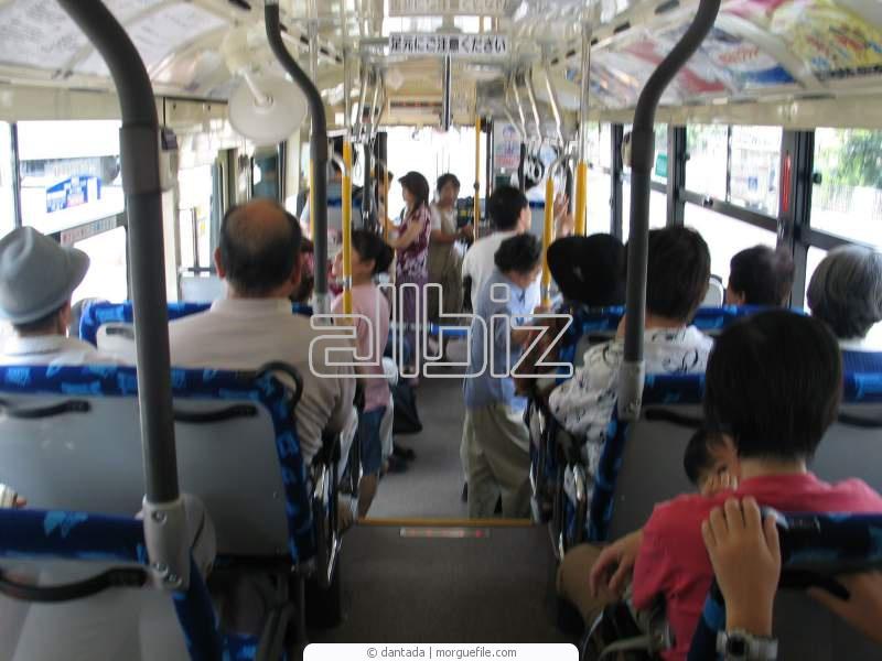 Pedido Servicios de transporte