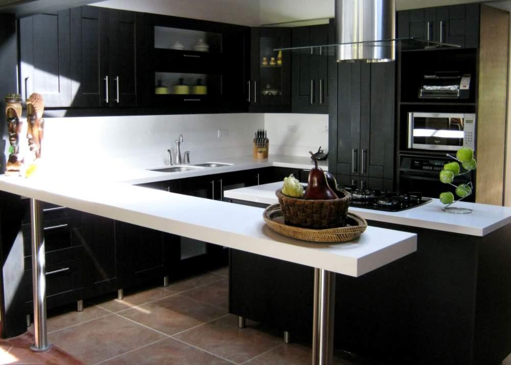 Pedido Muebles y acabados en madera - Cocinas