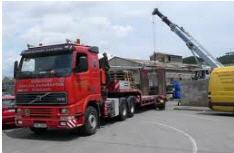 Pedido Transporte de cargas industriales