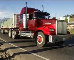 Pedido Transporte de cargas no estándar