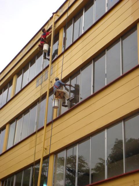 Pedido Lavado de fachadas,edificios, bodegas