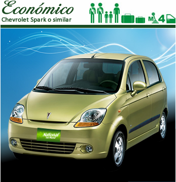 Pedido Chevrolet Spark o similar