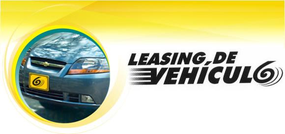 Pedido Leasing de Vehículo