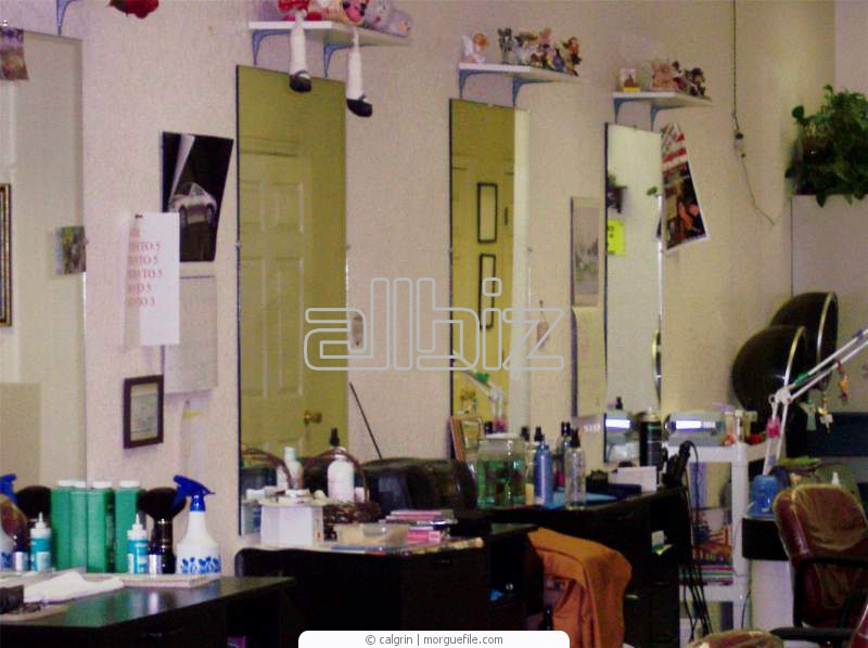 Pedido Salon de Belleza