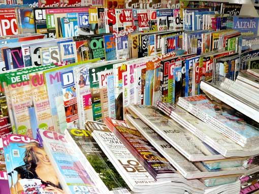 Pedido Impresión de Revistas
