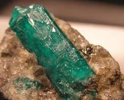 Pedido Extracción de esmeraldas