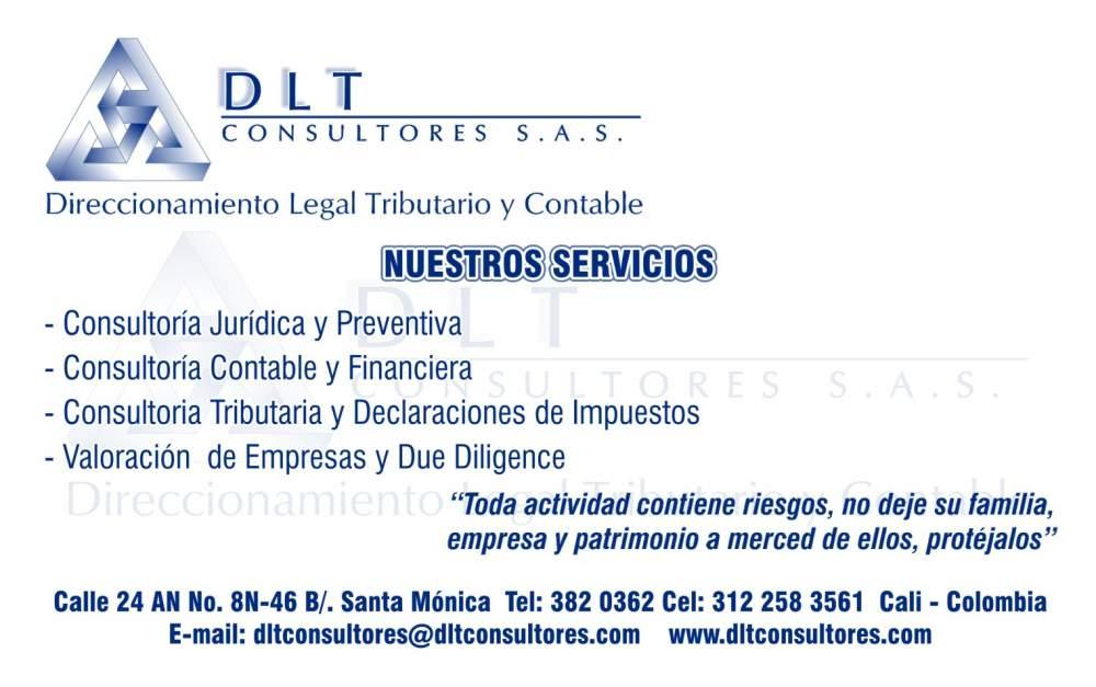 Pedido Consultoría contable