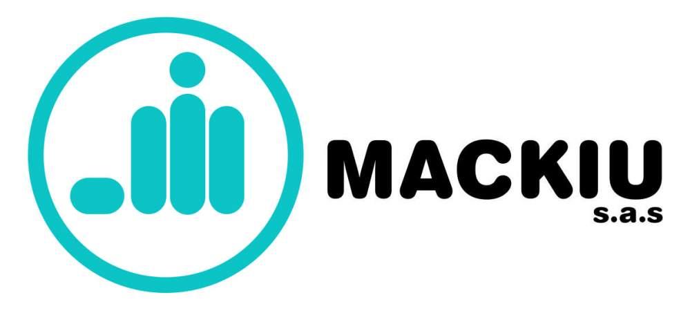 Pedido Mackiu S.A.S. Estudios de Seguridad