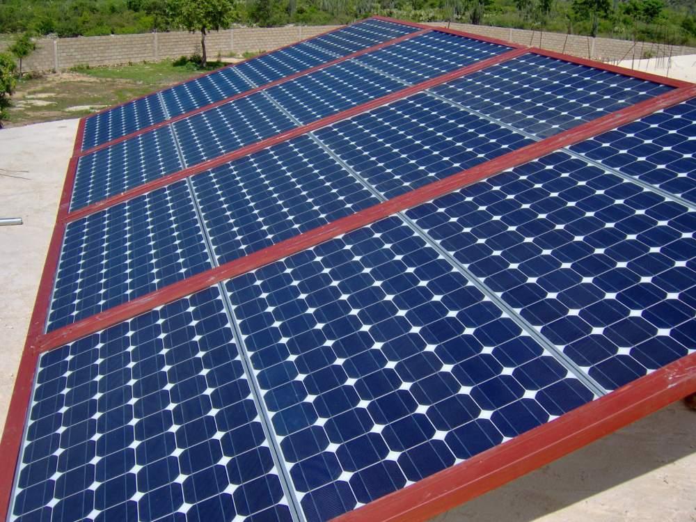 Pedido Sistemas Solares Fotovoltaicos Soef