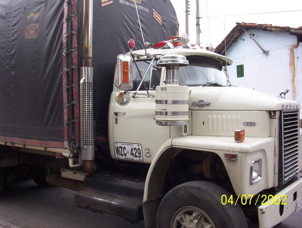 Pedido Transporte De Carga En Colombiaм