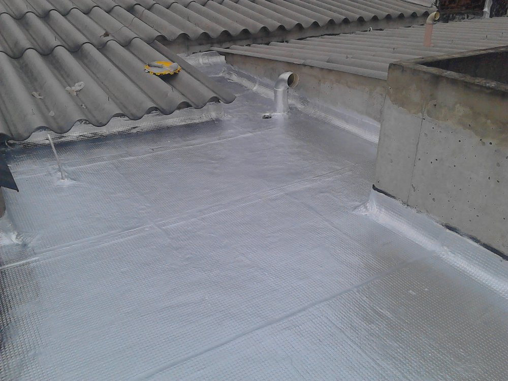 Pedido Impermeabilizacion y mantenimiento de cubiertas