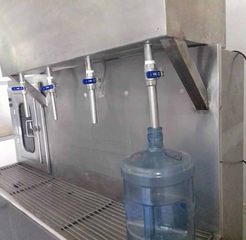 Pedido Asesoría proyectos y puesta en marcha tienda de agua